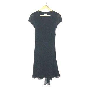 Ann Taylor LOFT Black Kate Middleton Style Dress